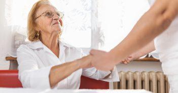 Fisioterapia y podología para mayores