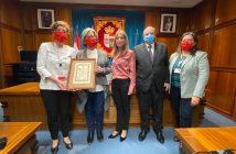 Firma Convenio Cruz Roja - Proyecto responde