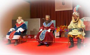Reyes Magos de San Lorenzo de El Escorial