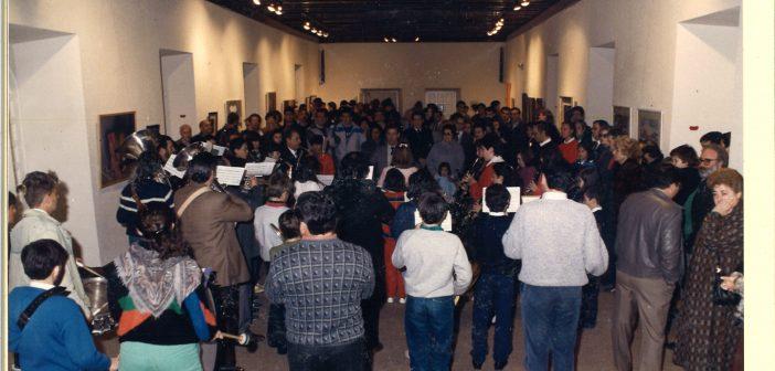 Los comienzos de la Casa de Cultura - 40 aniversario de la Casa de Cultura