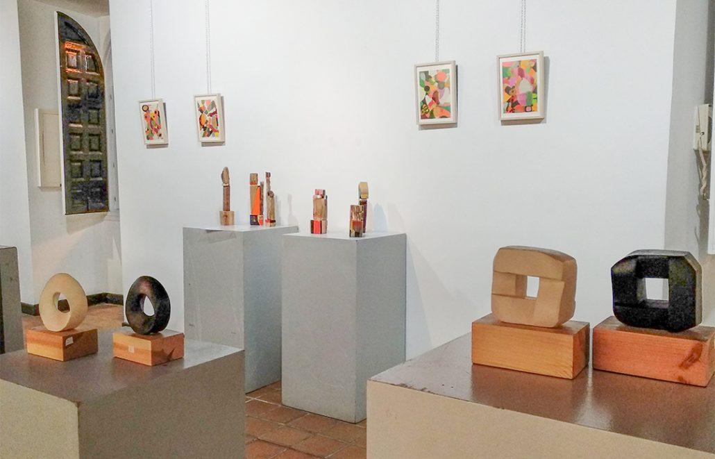 Exposición en la Casa de Cultura