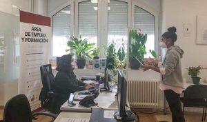 Área de Empleo y Formación-Atención al público para certificado digital