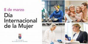8 de marzo Día Internacional de la Mujer Trabajadora