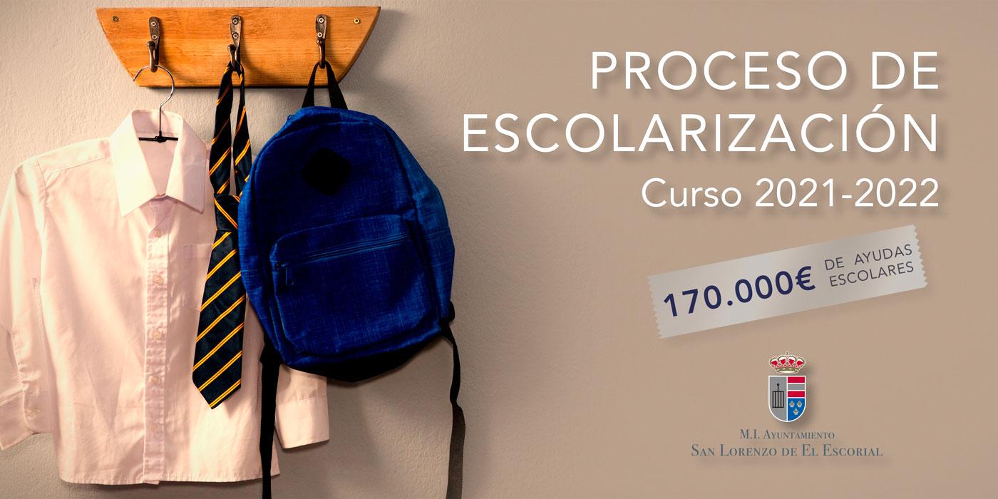 Proceso de Escolarización 2021-2020 - 170.000€ en Ayudas Escolares