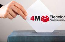 Elecciones a la Asamblea de Madrid el 4 de mayo