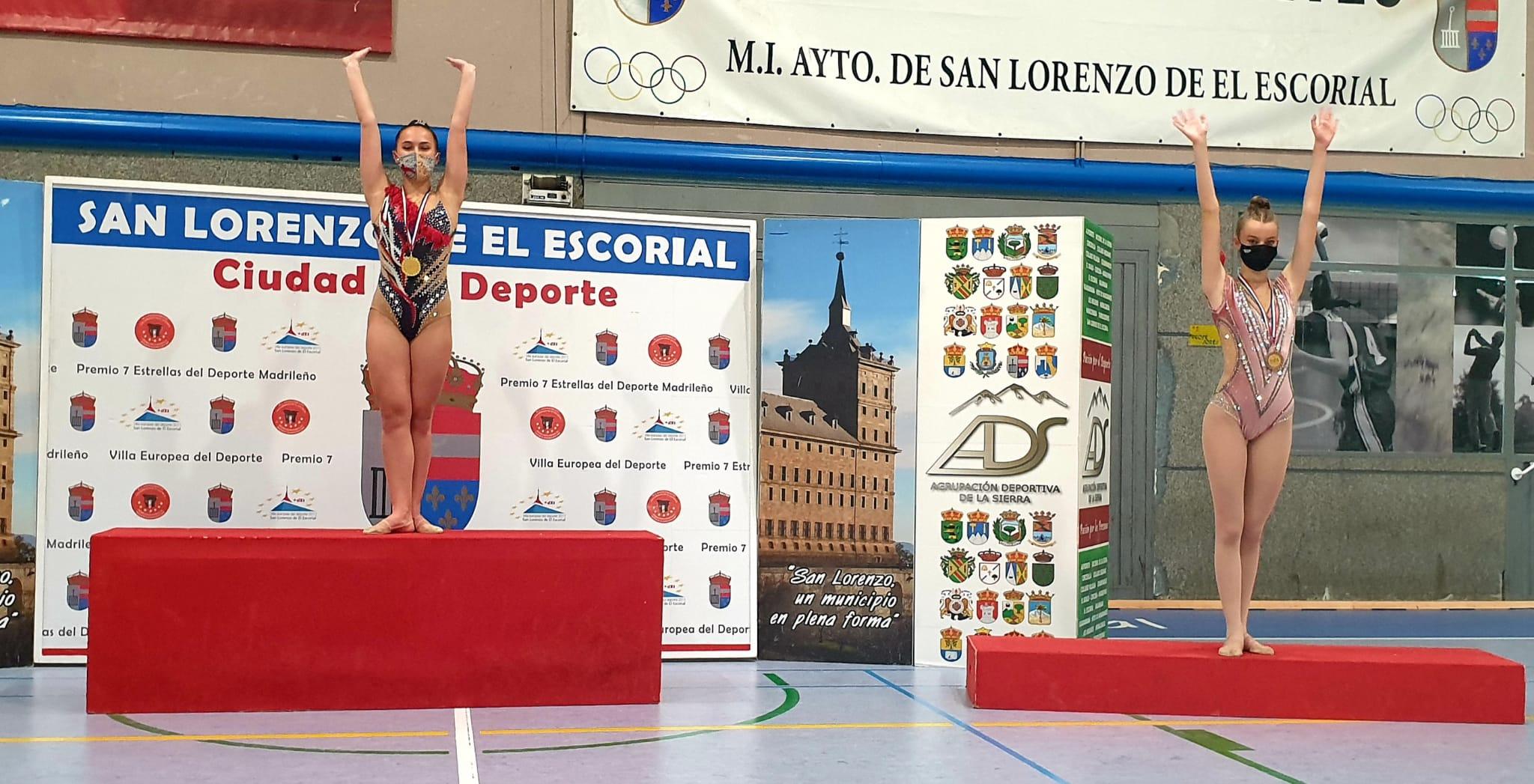Gimnasia Rítmica de San Lorenzo de El Escorial 12