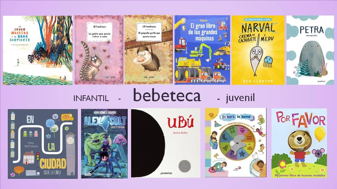 novedades libros infantiles marzo 2021
