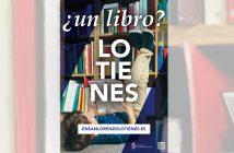 Campaña Un libro En San Lorenzo lo tienes