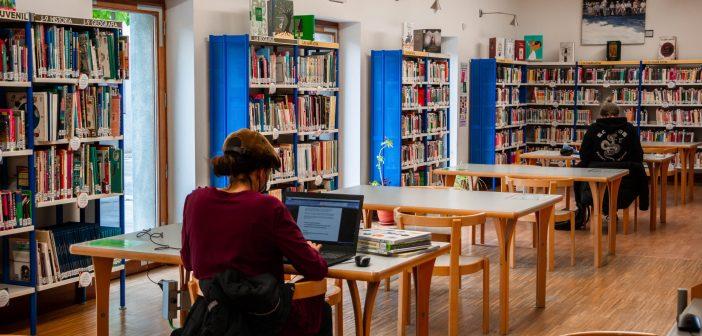 Biblioteca Pedro A. de Alarcón