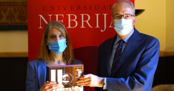Firma del Convenio con la Universidad Nebrija-2