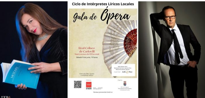Gala lírica de ópera