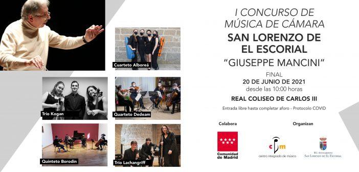 I Concurso de Cámara San Lorenzo de El Escorial Giuseppe Mancini