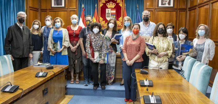 Profesores de San Lorenzo de El Escorial homenajeados por el Consejo Escolar Municipal