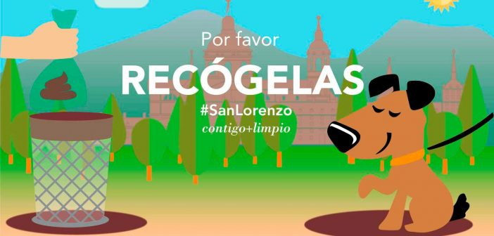 Por Favor Recógelas San Lorenzo Contigo + Limpio