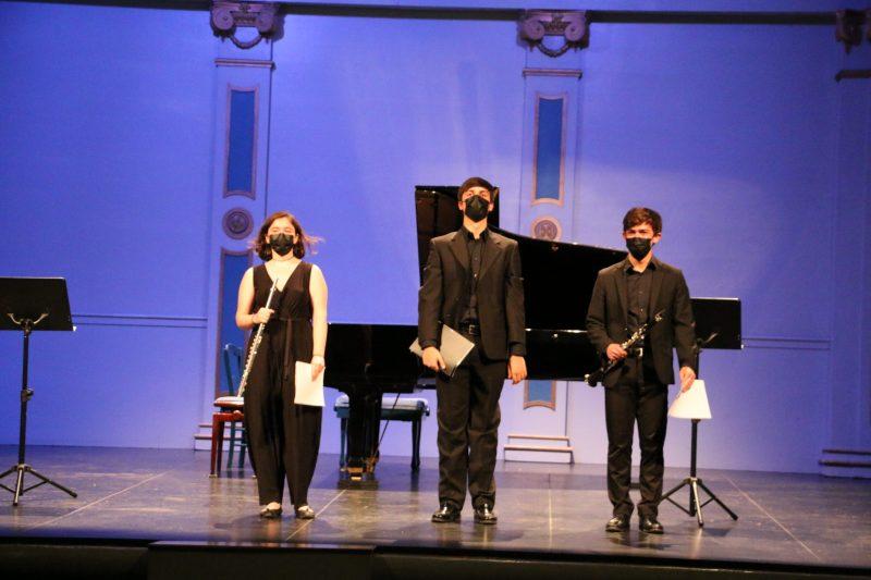 Trío Lachangriff Concurso Música de Cámara San Lorenzo de El Escorial Giuseppe Mancini