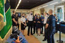 Exposición Policía Nacional 1