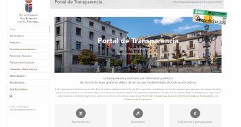 Sello inforparticipa transparencia