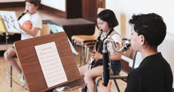 Clase conjunto escuela de Música web