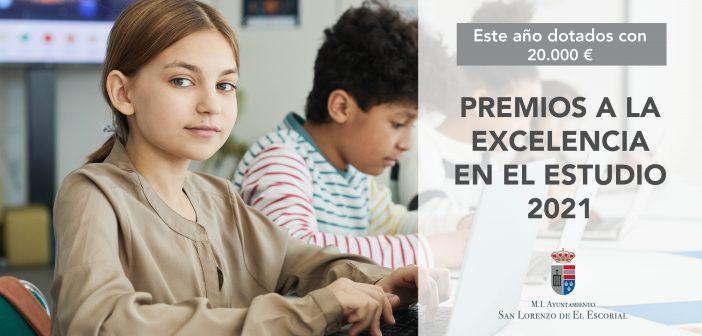 Premios a la excelencia 2021 en San Lorenzo de El Escorial