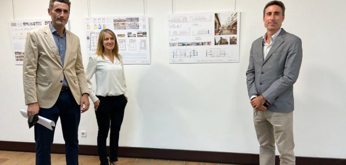 Presentación del Anteproyecto ganador del Mercado Municipal